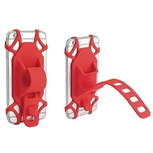 Wang Telefoon Mount Houder Fiets Fiets Motorfiets Kinderwagen Stuur Wieg Voor Apple Iphone X Iphone 8 Plus Iphone 8 Iphone 7 Plus Iphone 7 6s Plus 6s 6 Plus 6 5s5 Se Ipod Touch