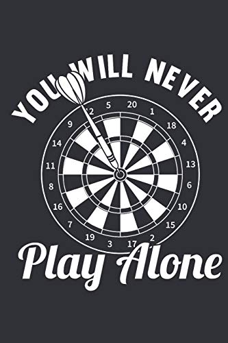 Darts Score Tracking: Journal for Dart Players