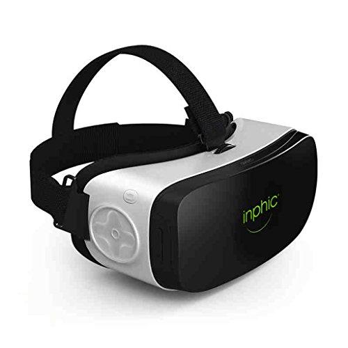 Lunettes de vision virtuelle 3D virtuelles VR Immersed Head-wear Casque de jeu de théâtre Wifi One Machine Verres de réalité virtuelle VR One Machine