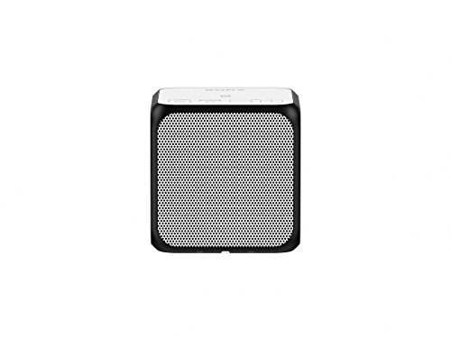 Sony SRSX11 Ultra-Portable Bluetooth Speaker (White)