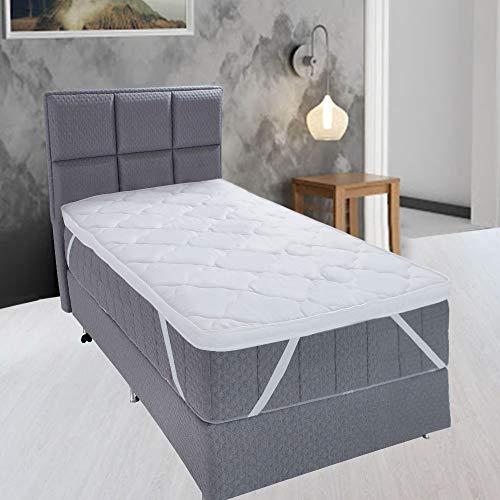 Pillow Top Solteiro De Espuma D33 Alta Durabilidade Conforto Firme - BF Colchões