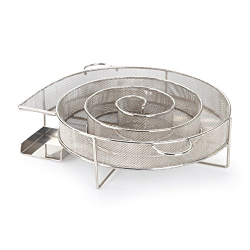barbecook 2239840160 Barre Flavorizer, Argento, 26x17x10 cm