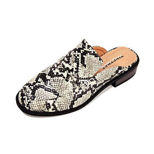 Top 10 best selling list for snakeskin leather flat shoes