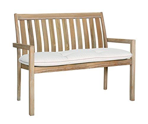 Best Freizeitmöbel BEST Bankauflage, 52 x 172 x 6 cm, beige