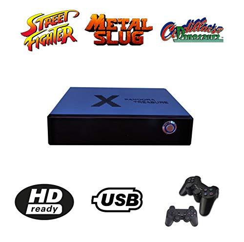 [3160 Giochi Integrati] Videogiochi Console Arcade Sala Giochi Retrò Retro da BAR Anni 80/90 HD READY 1280 * 720, HDMI VGA