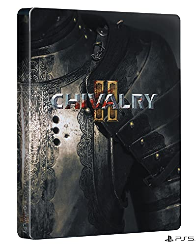 Chivalry 2 Steelbook Edition (PlayStation 5) [Importación alemana]