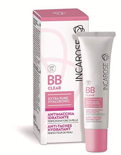 INCAROSE BB Clear Cream Medium LSF25