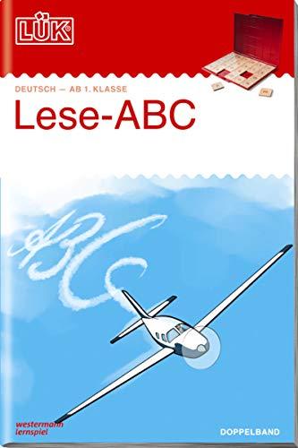 LÜK-Übungshefte: LÜK: 1./2. Klasse - Deutsch: Lese-ABC (Doppelband): Deutsch / 1./2. Klasse - Deutsch: Lese-ABC (Doppelband) (LÜK-Übungshefte: Deutsch)