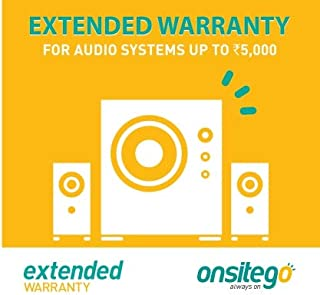 ONSITEGO 2 Year Extended Warranty for Audio Systems