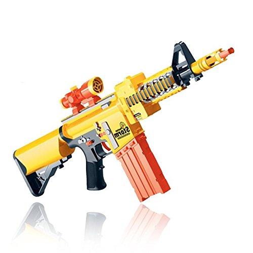 Toyland® Photon Dart Blaster Gun - 20 Soft Bullets - Battery Op