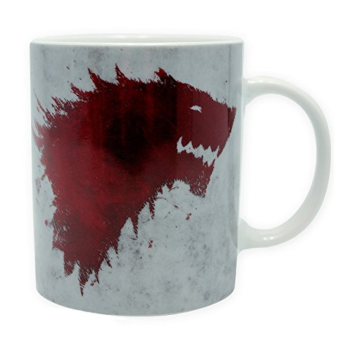 ABYstyle - GAME OF THRONES - Taza - 320 ml - The North remembers