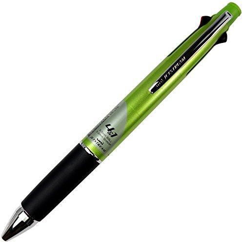 三菱鉛筆 多機能ペン ジェットストリーム 4&1 0.7 グリーン MSXE510007.6