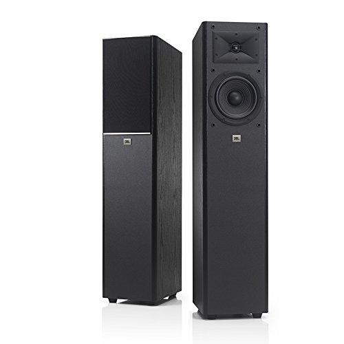 JBL Arena 170 Black 2-Way 7-Inch Floorstanding Loudspeaker (Black) - Single/Each