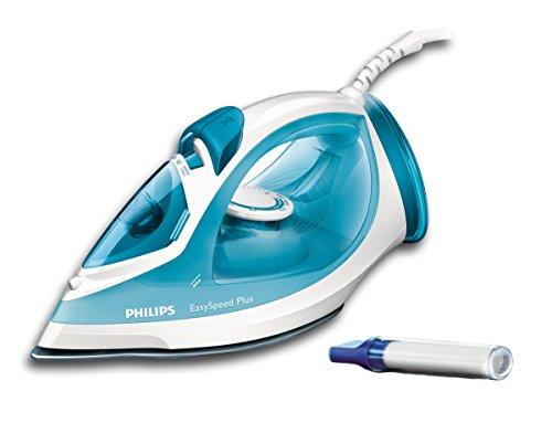 Philips EasySpeed GC2040/77 Steam iron 2100W Blue,White iron - irons (Steam iron, 100 g/min, Blue, White, 30 g/min, 0.27 L, 2100 W)