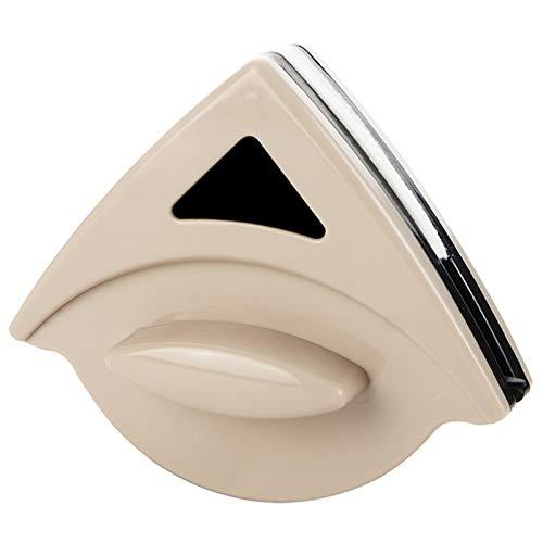 Limpiaparabrisas Limpieza de cristal magnética del cepillo - Inicio de la ventana de limpieza del limpiador de cristal cepillo lateral doble magnética del cepillo limpiador de superficie útil del cepi