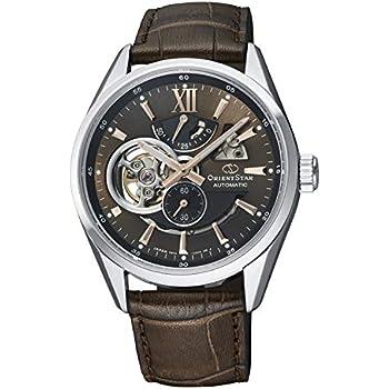 [オリエント時計] 腕時計 オリエントスター モダンスケルトン RK-AV0008Y メンズ