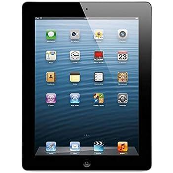 Apple iPad with Retina Display - 4th Generation - MD510LL/A  16GB Wi-Fi  - Black  Refurbished