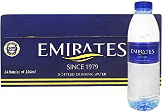 Emirates Bottled Drinking Water 24x330ml