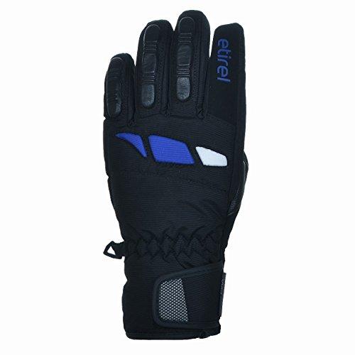 Intersport Etirel Twino Handschuhe Kinder Winterhandschuhe Skihandschuhe 4021491-003, Größe:6