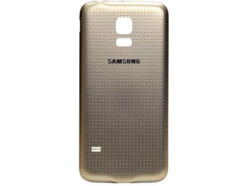 Samsung G800F Galaxy S5 mini Akkudeckel gold