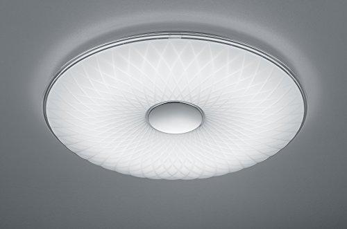 629090101 LOTUS 70 W LED Deckenleuchte Deckenlampe Nachtlicht Fernbedienung dimmbar ca. 80 cm Trio Leuchten