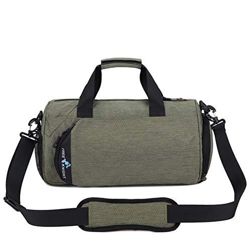 Hoge capaciteit fitness bag mode handtas draagbare reistas waterdichte stof sporttas