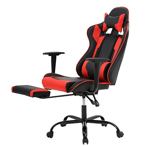 New Office Gaming Chair High-Back Computer Chair Ergonomic Design Racing Chair