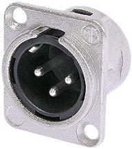 Hosa NC3MD-L-1 Neutrik Connector, XLR3M