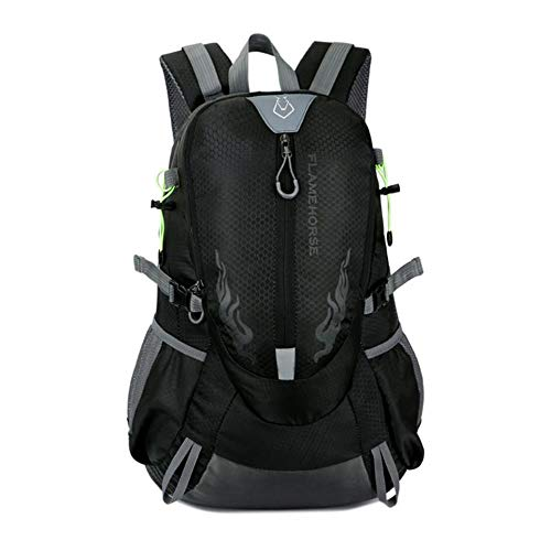 TnXan Trekking Rucksacks Hiking Backpack Waterproof Sports Backpack Nylon Men Women Travel Bag Mountain Climbing Camping Hiking Rucksack Outdoor Bags