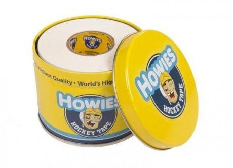 Howies 3X Hockey Tape weiß mit schicker Dose, Eishockey