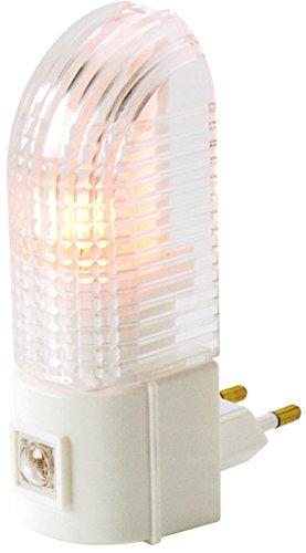 Ranex nachtlampje/oriëntatielicht voor stopcontact met dag en nacht sensor RX2612