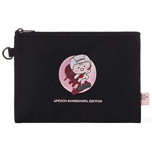 KAKAO VRIENDEN - KANGDANIEL Edition PVC Pocket Pouch Fotokaart Cosmetische Accessoires Kpop Koreaans (Apeach)