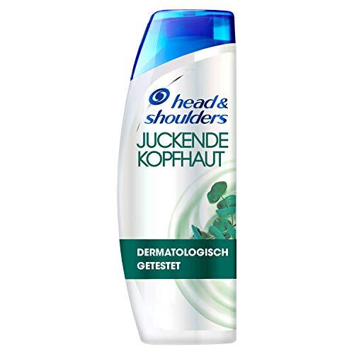 Head & Shoulders Juckende Kopfhaut Anti Schuppen Shampoo, 500ml, Shampoo gegen...