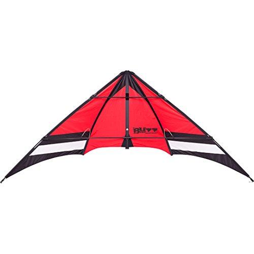 HQ Lenkdrachen Buzz Ready to Fly Drachen 218 x 94 cm 100 Kp Sportkite Kite