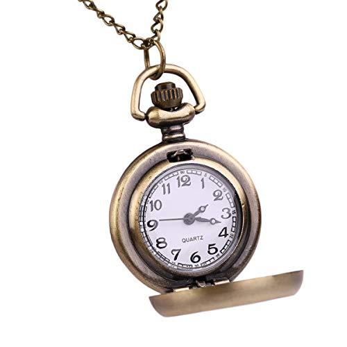 Alloy Photo Frame Pockets Uhr Quarzuhr Rundes Zifferblatt Männer Frauen Werbeartikel Kleine Größe Gugutogo