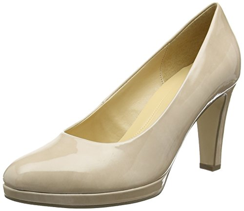Gabor Shoes Damen Fashion Pumps, Beige (sand 72), 40 EU (6.5 UK)