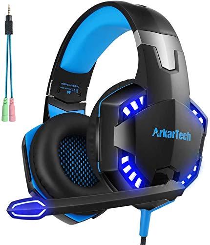 Auriculares Gamer ArkarTech G2000