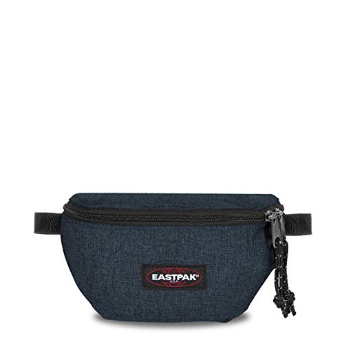 Eastpak Springer Riñonera, 23 cm, 2 L, Azul (Triple Denim)