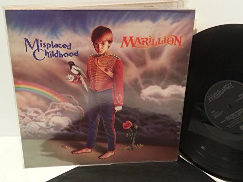 MARILLION misplaced childhood, gatefold, MRL 2