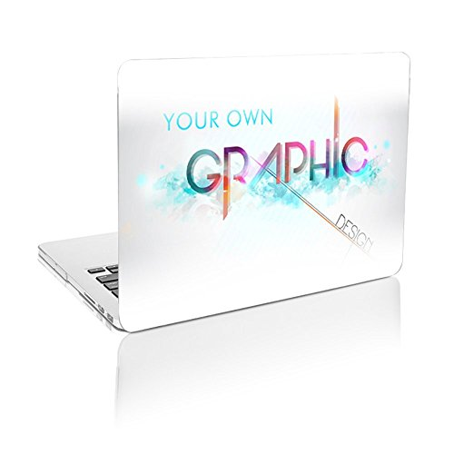 TOP CASE - Create Your Own Graphics and Text Customized Matte Hard Case Compatible MacBook Pro 13-inch A2159, A1989, A1706/A1708 with/Without Touch Bar (Release 2016-2019)