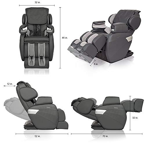 Relaxon-Chair MK II-Plus Full-Body Airbag Massage Chair