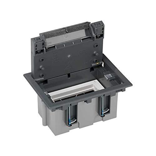 Simon 52050001-035 - Caja Suelo 70Mm 1 Mod Gris