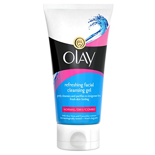 Olay Refreshing Facial Cleansing Face Wash Gel, 150 ml