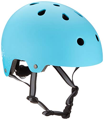 K2 Damen Herren Inline Skates Helm VARSITY PRO - Blau - L (59-61cm) - 30D4109.1.1.L