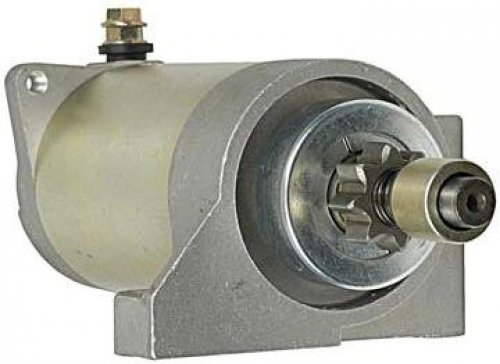 DISCOUNT STARTER & ALTERNATOR Replacement Starter For Lynx and Ski-Doo, Replacement For Many Models, Please See Below