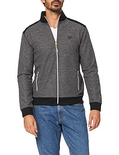 Kaporal Atos Sweater, Black, S Homme