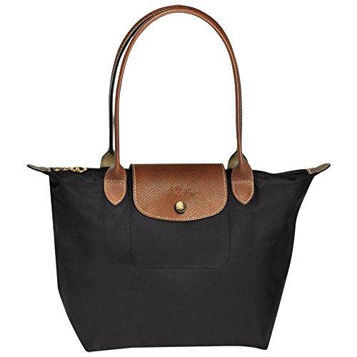 Jiwei Longcham Bag Le Pliage große Schultertasche