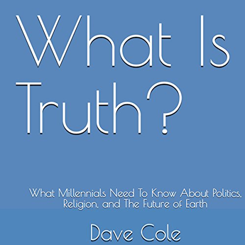 What Is Truth? cover art