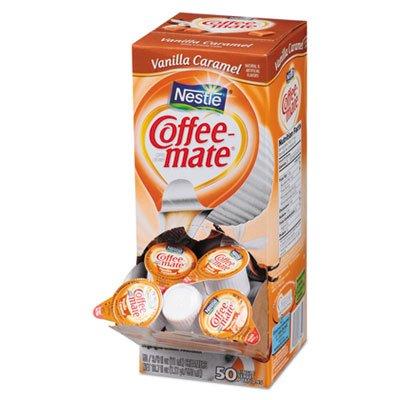 Vanilla Caramel Milchkännchen, 50 Stück