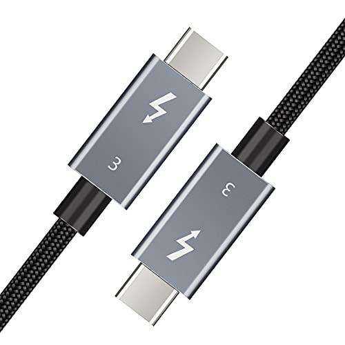 Thunderbolt 3 70cm Kabel | unterstützt...